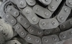 C10B-2 straight side plates chain